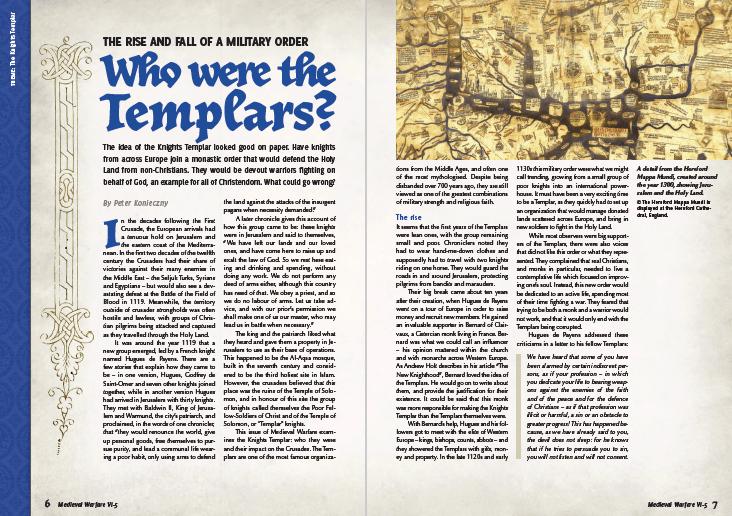 Templars Archives Medievalists