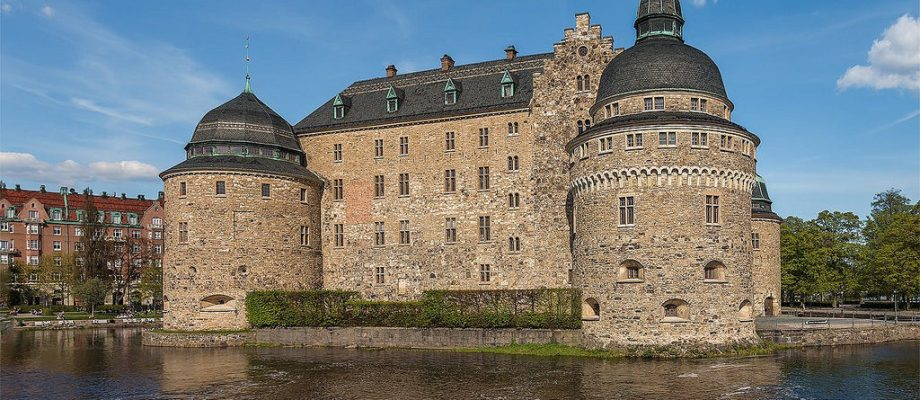 Örebro Castle: History, Secrets, and Romance