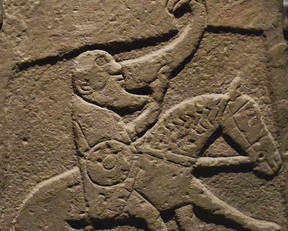 Pictish stone symbols date back hundreds of years earlier than first believed, study shows