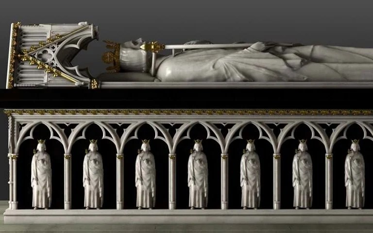 Lost Tomb of Robert the Bruce finds its final resting place