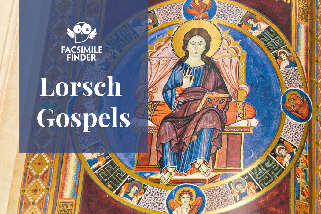 Medieval Manuscripts: The Lorsch Gospels