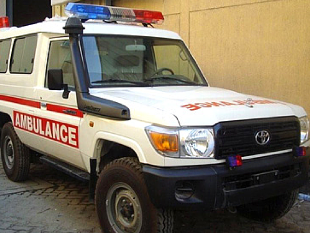 Toyota Cruizer Ambulance