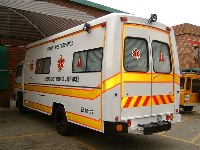 Emergency Services Ambulance