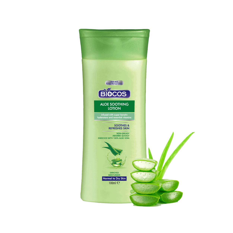 Biocos Aloe Soothing Lotion