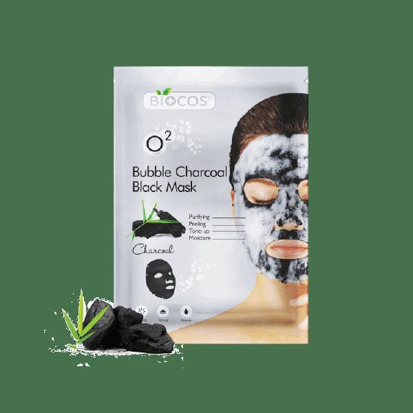 Biocos Bubble Charcoal Mask