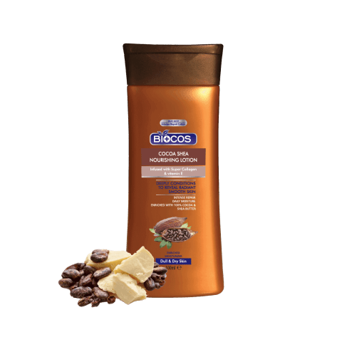 Biocos Cocoa Shea Nourishing Lotion