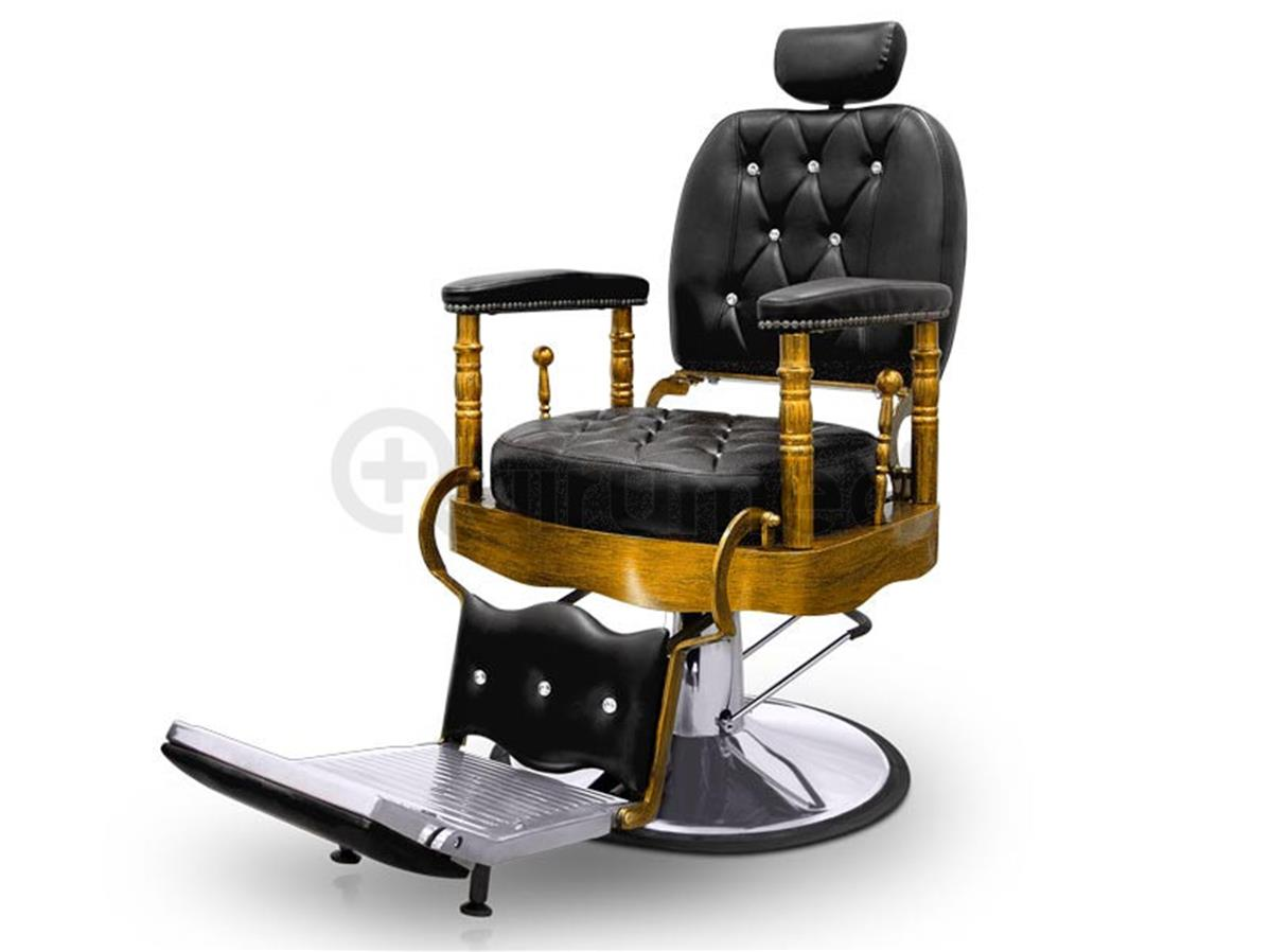 fauteuil de barbier vintage orleans