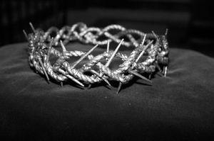 Corona Cristo de Medinaceli