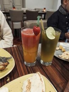 Mumtaz Manchester Mocktails