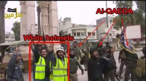 white helmets al qaeda