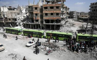 The Kerry Leak in the light of Eastern Ghouta recapture