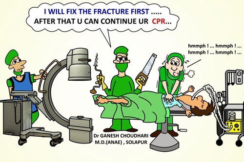 Funny Operating Room Cartoons