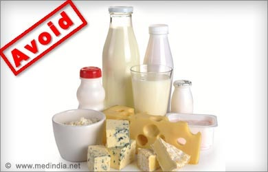 Steps to Avoid Food Poisoning: Milk Products