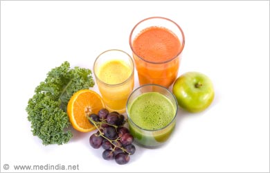 Prevention of Food Poisoning: Drink Only Fruits Juices