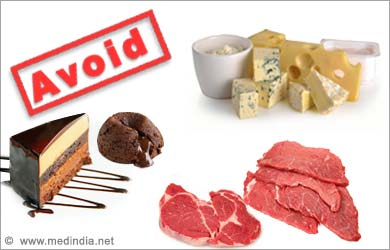 Weight Loss in Women Post Menopause: Skipp Meat, Cheese and Desserts