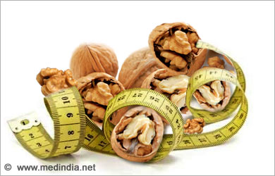 Health Benefits of Walnuts: Weight Management
