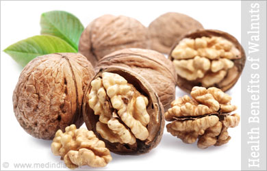 Health Benefits of Walnuts | Walnut Health Benefits