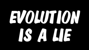 Evolution is a lie popular video youtube