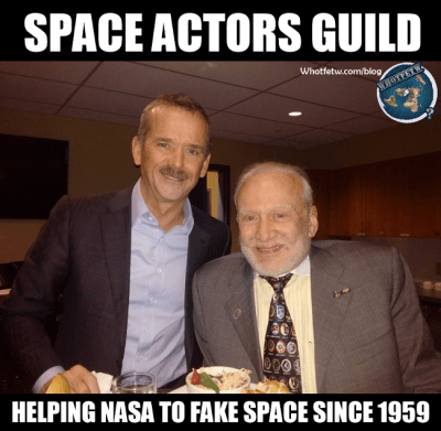 SPACE ACTORS GUILd   HELPING NASA TO FAKE SPACE SINCE 1959