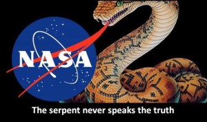 The serpent never speaks the truth meme