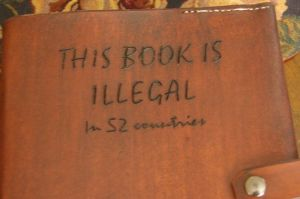 The bible is illegal in 52 countries