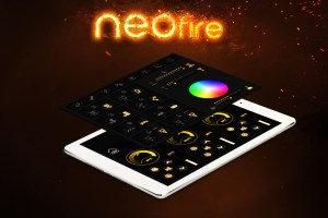 NEOfire remote example