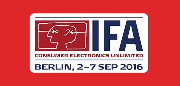 IFA 2016 Banner