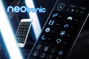 neotronic Icon set for NEO