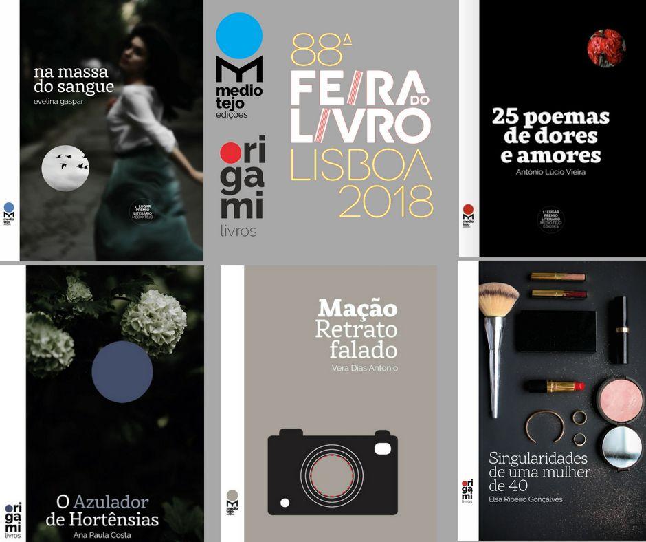 88ª Feira do Livro de Lisboa: Missão 100% cumprida