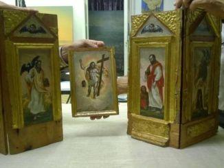Il tabernacolo della Pinoteca di Bettona è stato attribuito a El Greco