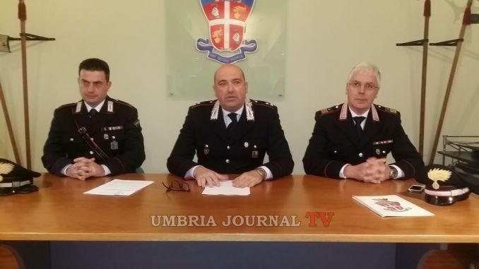 Arrestati gli autori della rapina a titolare tabaccheria di Massa Martana