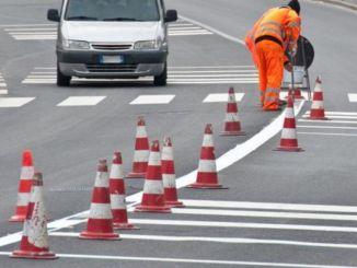 Umbria, Anas, lavori di manutenzione del piano viabile sulla E45 a Deruta