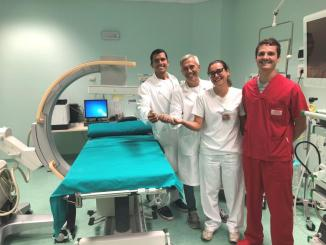 Fratture vertebrali, nuovi trattamenti mini invasivi all'ospedale Media Valle del Tevere