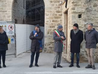 Consegnato il primo stralcio del PIR per la ricostruzione di Spina di Masciano