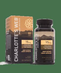 Charlotte's Web Capsules
