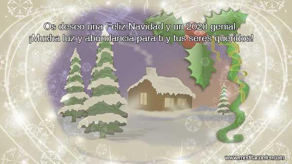 Noticias 23: Feliz Navidad y Feliz 2020.