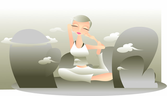 Testi e immagini per la meditazione - yoga - meditation - zen