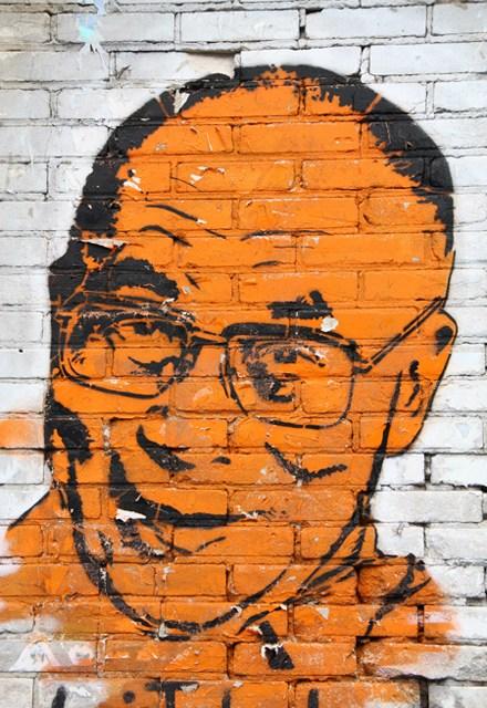La sinistra e il Dalai Lama