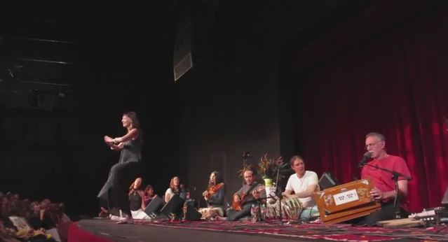 Krishna Das: Saraswati and Zuleikha