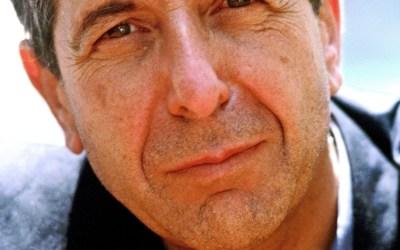 Hallelujah – Leonard Cohen