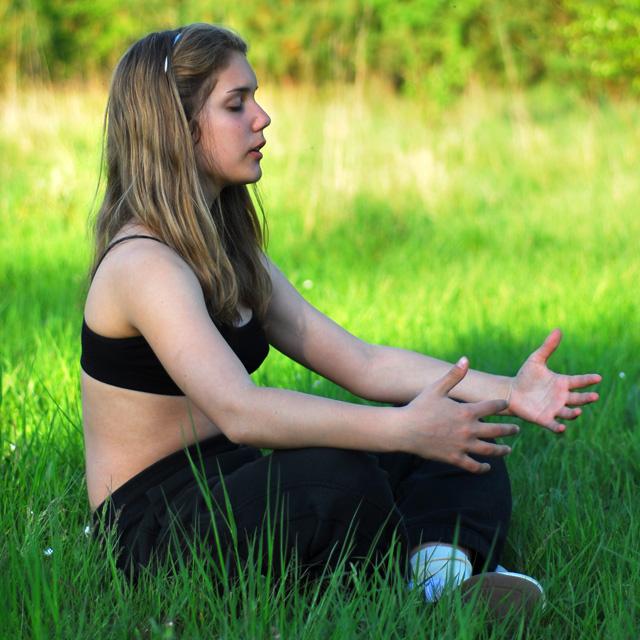 Esercizio di meditazione per evocare la serenità