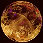 Energetic cleanse – the golden sphere