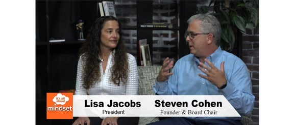 M4L RVNBanner - M4L Chair Steve Cohen and president Lisa Jacobs interviewed on TV program