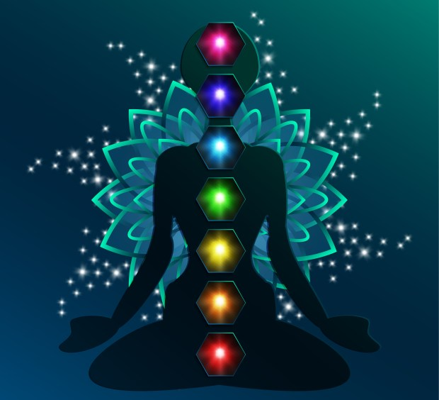 benefits of chakra meditation, chakra healing, find inner peace, ease anxiety, get to know yourself,
