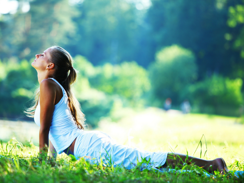 8 Ways To Get Grounded & Connect With Nature
