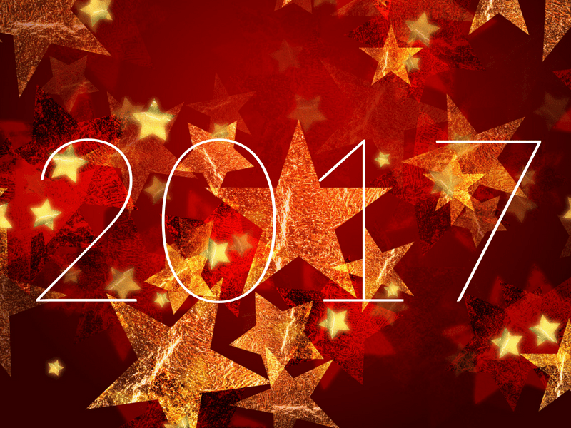 Happy New Year! Wishing You A Great 2017 From Meditation Relax Club