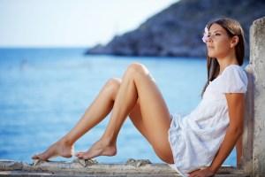 beat the heat, legs massage
