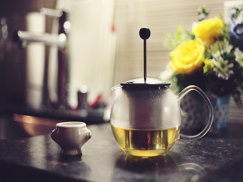 7 Reasons Why You Should Drink Green Tea