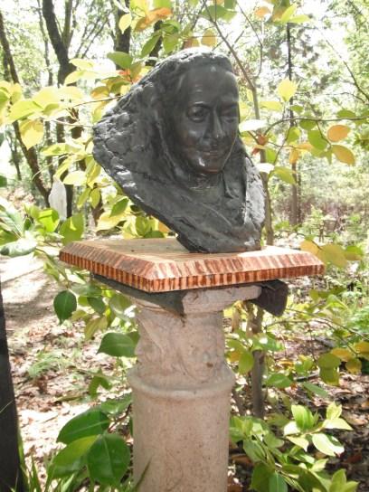 Yogananda Statue
