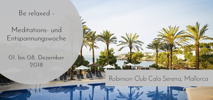 """Mallorca – """"Be Relaxed"""""""